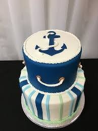 nautical baby shower cakes custom cakes gainesville sugar refined