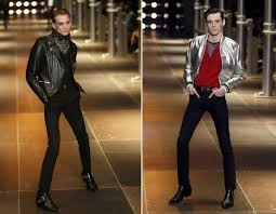 Guys Wearing Skinny Jeans Men U0027s Fashion Show Takes Skinny Jeans To Painfully Tight And