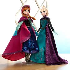 limited edition u0027frozen u0027 anna elsa dolls coming
