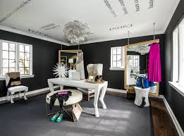 Hermes Home Decor Tour This Amazing Fashion Blogger U0027s Transitional Home Office