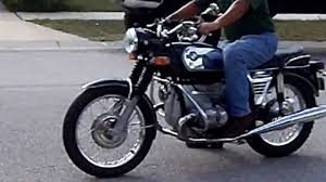 bmw motorcycle 1970 bmw r 60 5 motorcycle youtube