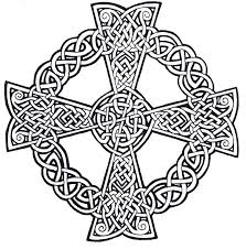 Celtic Love Knot Coloring Page Best Images On Colouring Sheets Quilt Block Coloring Pages