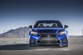 lexus sports car gs lexus gs f revealed at naias detroit