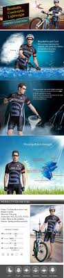 show each sprt cut to get a layer bob hairdo mens cycling short sleeve suits bicycle shorts sports jersey quick