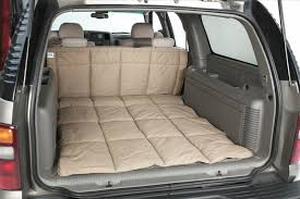 Cargo Furniture Cushion Covers Amazon Com Canine Covers Dcl6279pa Cargo Area Travel Liner Black