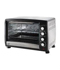 Oven Toaster Griller Reviews Glen 48 Litres Otg 5048 Oven Toaster Griller Price In India Buy