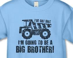 big brother shirts construction dump truck pregnancy
