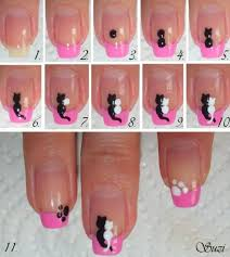 25 fun and easy nail art tutorials nail design nail art nail
