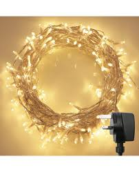 Fairy Lights Indoor by 200 Led Indoor Fairy Lights W Remote U0026 Timer On 69ft Clear String