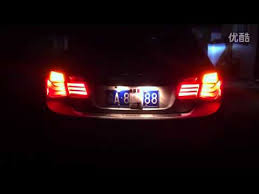 2014 cruze tail lights 2009 2014 chevrolet cruze tail light bmw style youtube