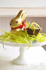 easter decor and chocolate basket project jennifer rizzo