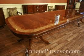 long dinner table comfortable 15 long dining room tables