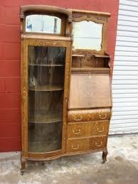 Drop Front Secretary Desk by Desk Antique Oak Side By Side Secretary Desk Oak Side By Side