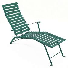 Cedar Chaise Lounge Bistro Folding Chaise Lounge By Fermob Yliving