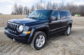 jeep patriot off road tires 2014 jeep patriot review is america u0027s cheapest suv a winner