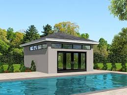swimming pool house plans 51 best pool house plans images on houses with pools
