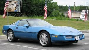 1987 c4 corvette ultimate guide overview specs vin info