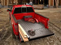 bed of truck techliner bed liner and tailgate protector for trucks weathertech