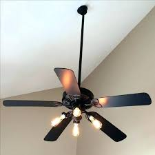 industrial style ceiling fan with light industrial ceiling fan with light rimilvets org