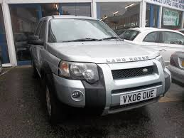 used land rover freelander cars for sale in luton bedfordshire
