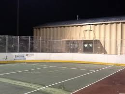 little falls schools u0026 youth hockey outdoor ice arena photos