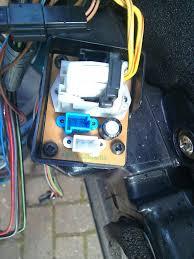 e39 dsp door speaker pod blue white black connection
