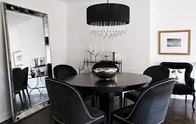 Contemporary Black Dining Chairs Black Velvet Dining Chairs Contemporary Dining Room Toronto