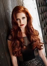 Frisuren Lange Haare Rot by Die Besten 25 Haarfarbe Rot Ideen Auf Haare Rot