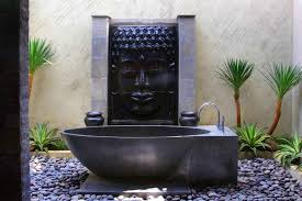 Bedroom Water Feature Villa Mahkota 4 Bedroom Luxury Villa Rental Private Pool Outdoor