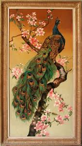 best 25 painting of peacock ideas on pinterest peacock art