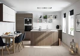 exemple de cuisine avec ilot central cuisine avec îlot central ayant toute la fonctionnalité d
