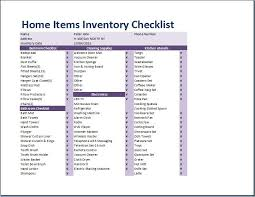 property inventory template inventory template for rented