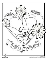 100 ideas tinkerbell printable coloring pages emergingartspdx