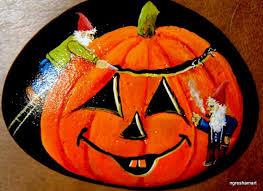 hand painted pumpkin halloween clipart 315 best painted stones halloween images on pinterest painted