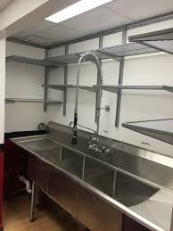 commercial kitchen ideas commercial kitchen cleaning sink industrial kitchen chicago
