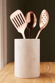 kitchen utensil canister best 25 copper kitchen utensils ideas on gold kitchen