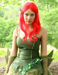 Halloween Costumes Red Hair Poison Ivy Costumes Halloween Halloweencostumes
