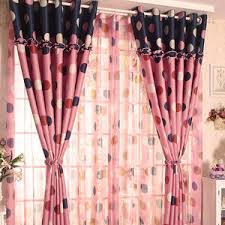 Red Polka Dot Curtains Polka Dot Curtains Pink Black And White Red Purple Yellow