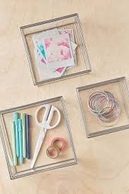 Clear Desk Accessories Clear Desk Accessories Décor Outfitters