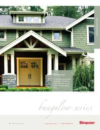 Bugalow 49 by Bungalow Series By Simpson Door Company