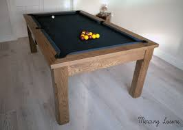 dining table converts to pool table dining table pool tables uk manufacturer oak walnut teak ash or cherry