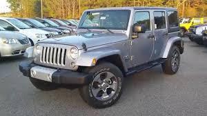 jeep sahara 2016 price silver 2016 wrangler unlimited sahara at troncalli youtube