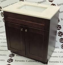 Toronto Bathroom Vanities 30 U2033 Single Solid Wood Bathroom Vanity Toronto Cabinetry