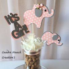 elephant centerpieces for baby shower baby shower centerpieces ebay