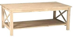 unfinished wood coffee table legs unfinished coffee table wood coffee table legs unfinished wood