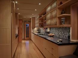 Japanese Style Kitchen Cabinets Brown Kitchen Cabinets With Black Countertops Impressive Home Design