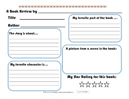4 book report template 2nd sample note payable