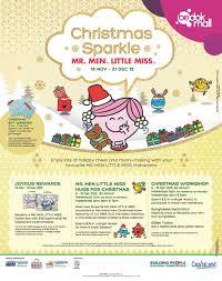 bedok mall welcomes christmas men u0026