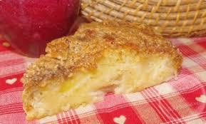 cuisine gateau aux pommes gâteau aux pommes en habit croustillant recettes de desserts