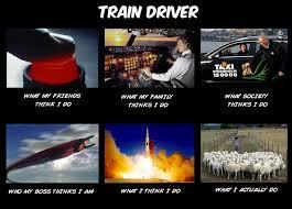 Train Meme - train driver work meme supernerdme